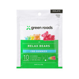 Green Roads Relax Bears On The Go pouch - 50mg