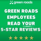 Video:  Green Roads Employees Read Five-Star Reviews