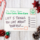 This holiday season, Green Roads wants you to Take Care and Give Care.