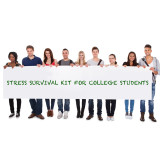 Send A Stress Survival Kit to Your College Student!