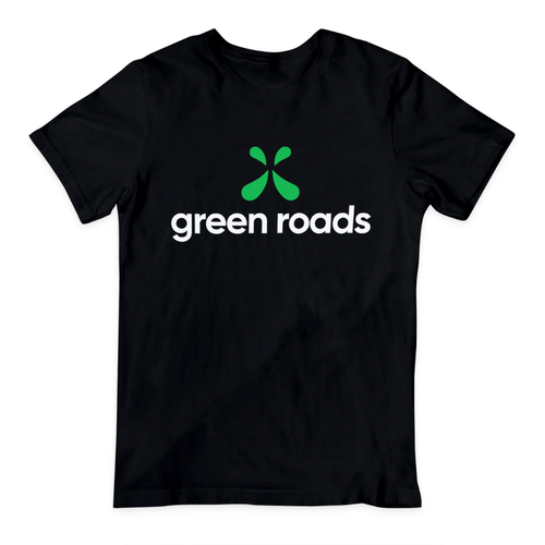 Green Roads T-shirt