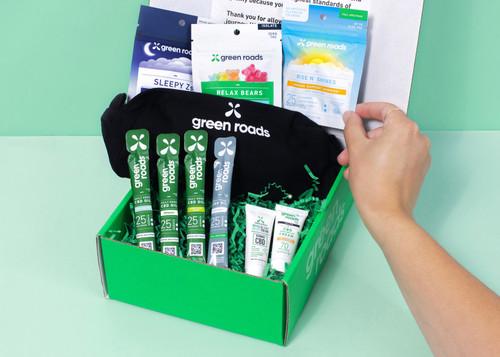 Travel Bundle in box