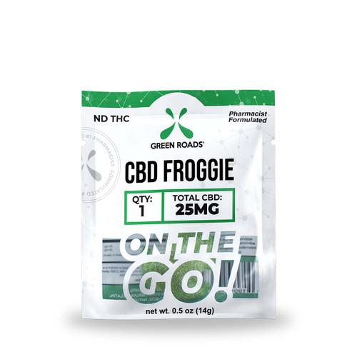 Sweet CBD Froggie - 25mg