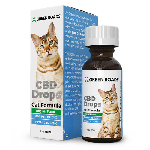 Pet CBD Drops Cat