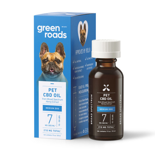 Pet CBD Drops Medium Dog