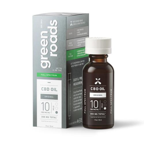 Green Roads Full Spectrum CBD Oil - 300mg