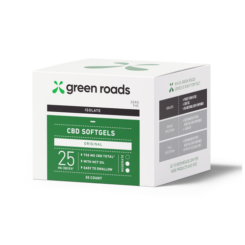 CBD Softgels  - 750mg