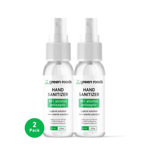 2oz Hand Sanitizer (2-pack)