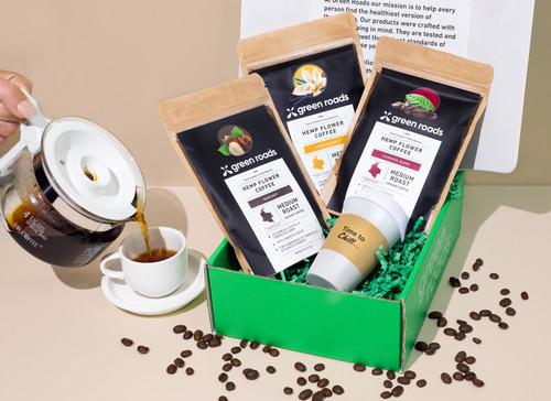 Hemp Flower Coffee Sampler