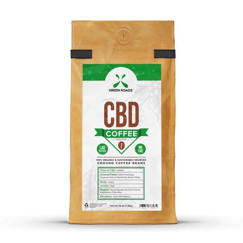 CBD Coffee - 16 oz