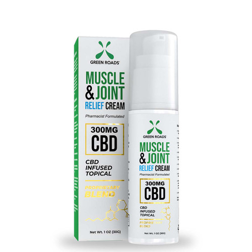Soothing CBD Topical Cream – 300 mg