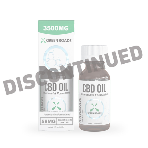 3500mg Oil
