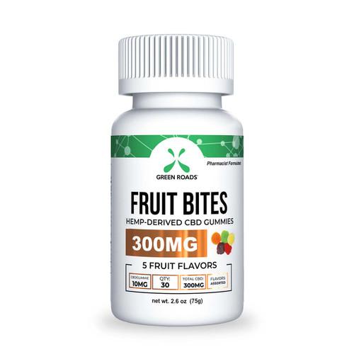 CBD Fruit Bites - 300 mg