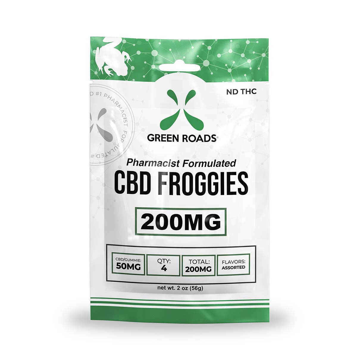 CBD Froggies - 200 mg