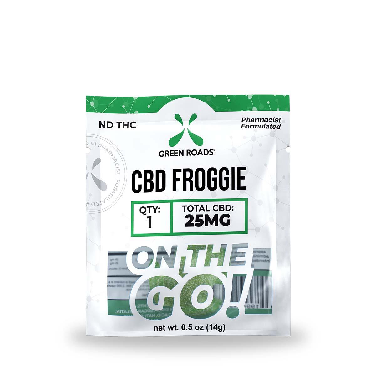 25mg Froggie - OTG