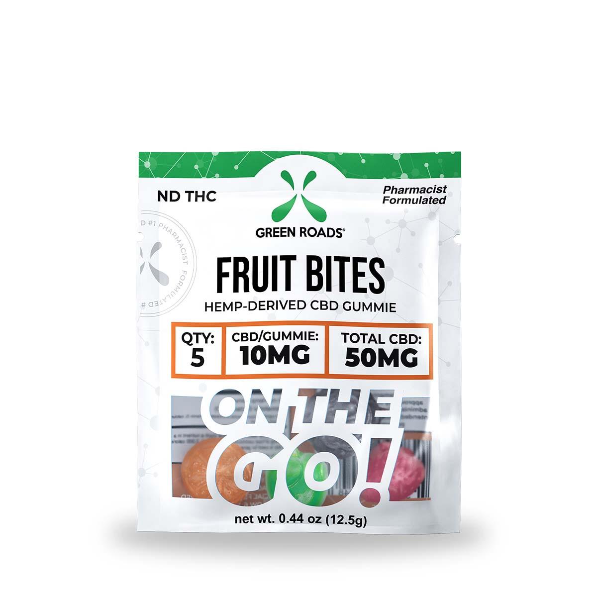 50mg Fruit Bite - OTG