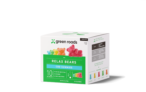 CBD Relax Bears - 300mg