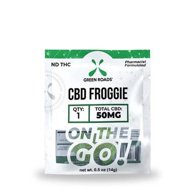 CBD Froggie - 50 mg