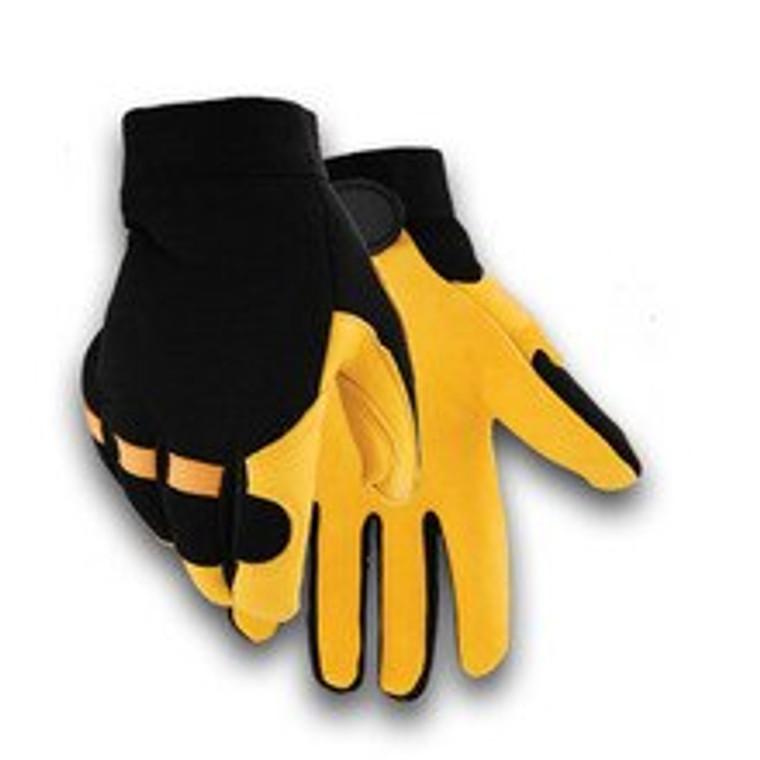 Stag Deerskin Winter Lined Glove