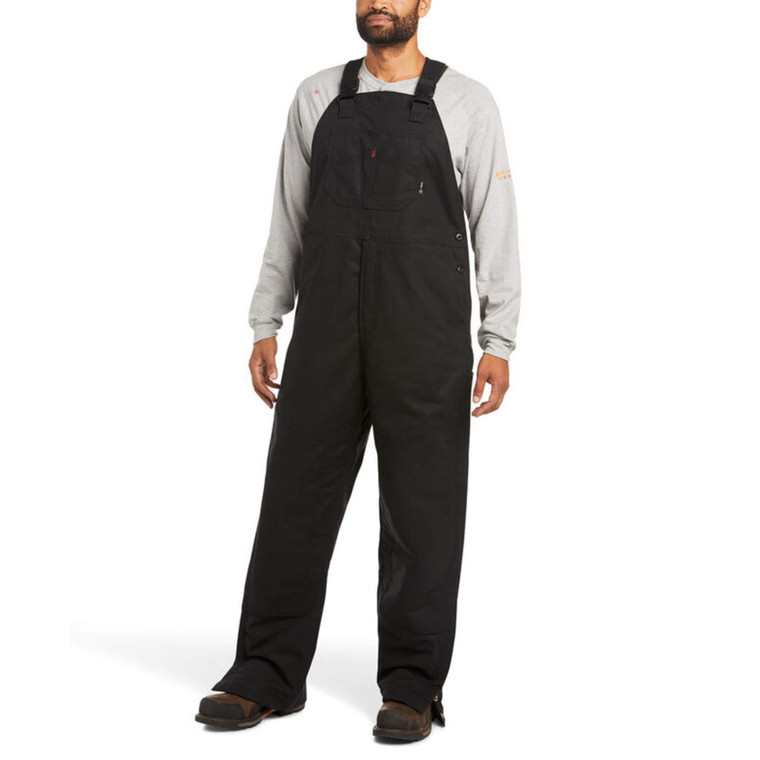 Ariat FR Black Overall 2.0 Insulated Bib