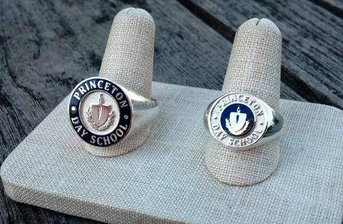 LADIES' PDS SIGNET RING