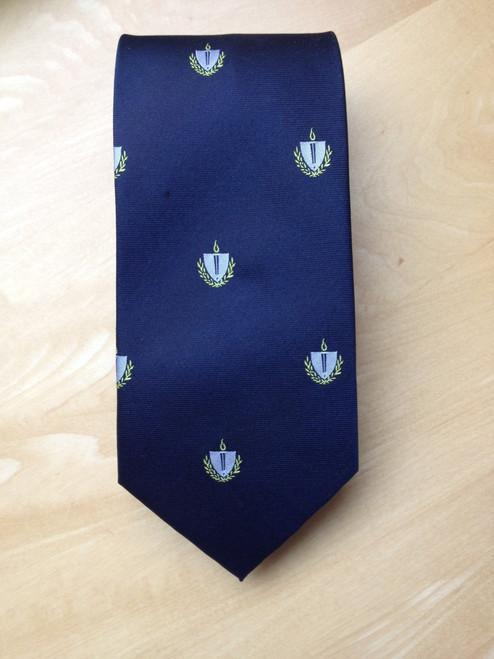 PDS Seal Silk Tie