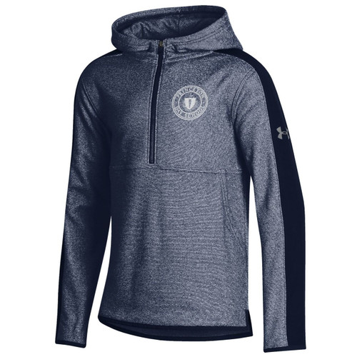 UNDER ARMOUR YOUTH HOODED FLEECE