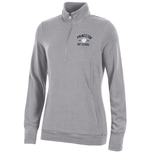 CHAMPION LADIES' 1/4 ZIP PULLOVER
