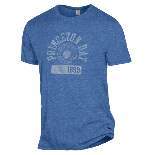 Comes in medium blue (pictured) and navy. Please specify when ordering color choice.
