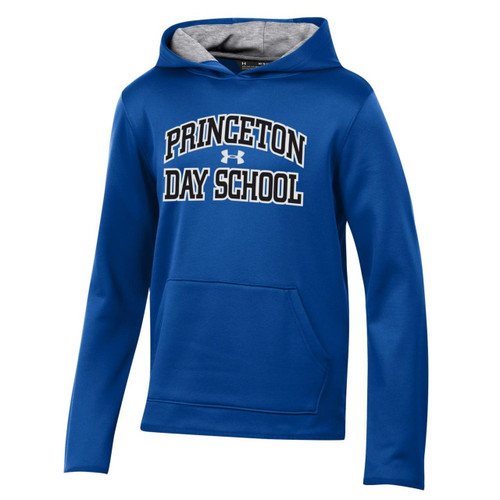UNDER ARMOUR PERFORMANCE YOUTH HOODY