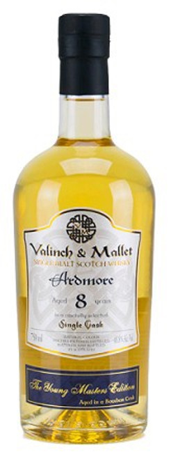 Ardmore Scotch Single Malt 8 Year By Valinch & Mallet