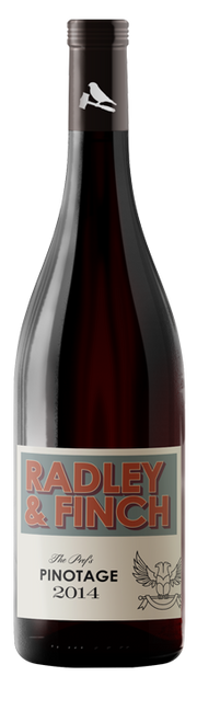Radley & Finch Pinotage The Prof's