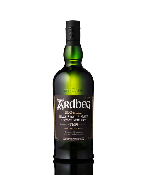 Ardbeg The Ultimate 10 Years Islay Single Malt Scotch Whisky