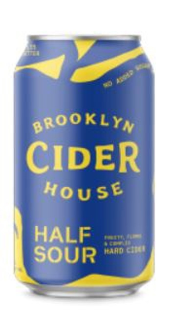 Brooklyn Cider House Half Sour