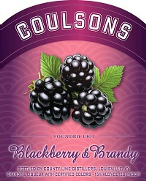 Coulsons Blackberry & Brandy
