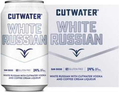 Cutwater Spirits White Russian 4-Pack