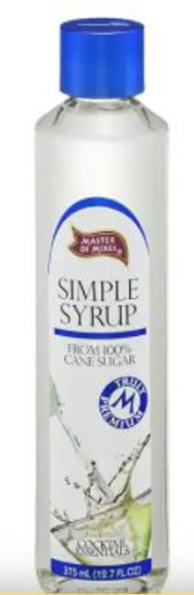 Master Of Mixes Simple Syrup