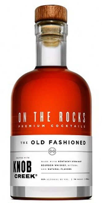 On The Rocks The Old Fashioned