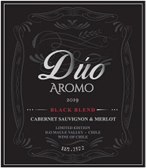 Aromo Duo Black Blend Valle del Maule Limited Edition