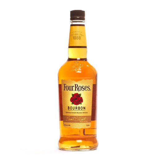 "Four Roses ""Yellow Label"" Kentucky Straight Bourbon Whiskey"