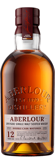 Aberlour Scotch Single Malt 12 Year Double Cask