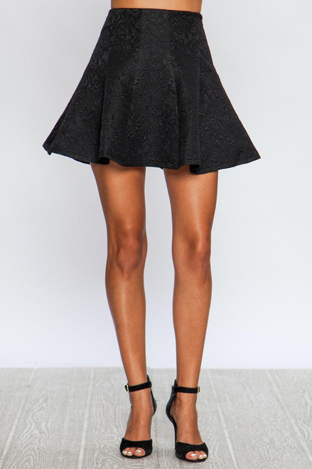 TO THE TOUCH SKIRT