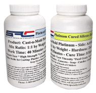 TIN OR PLATINUM CURED RTV SILICONE RUBBER