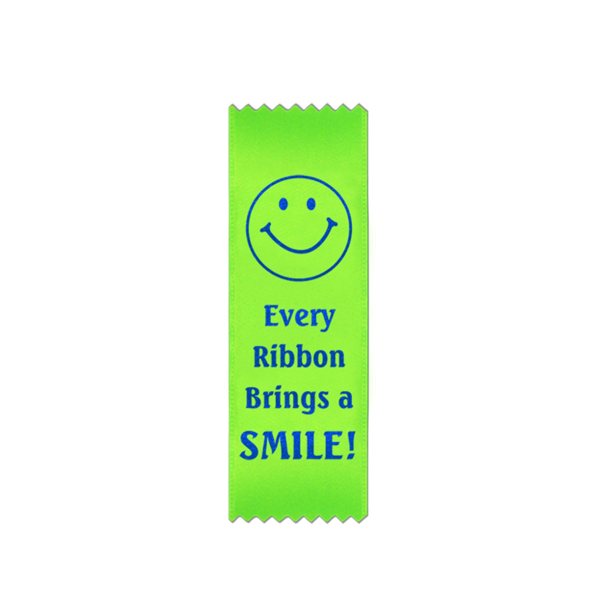 Custom Flat Ribbon - bookmark badge ribbon