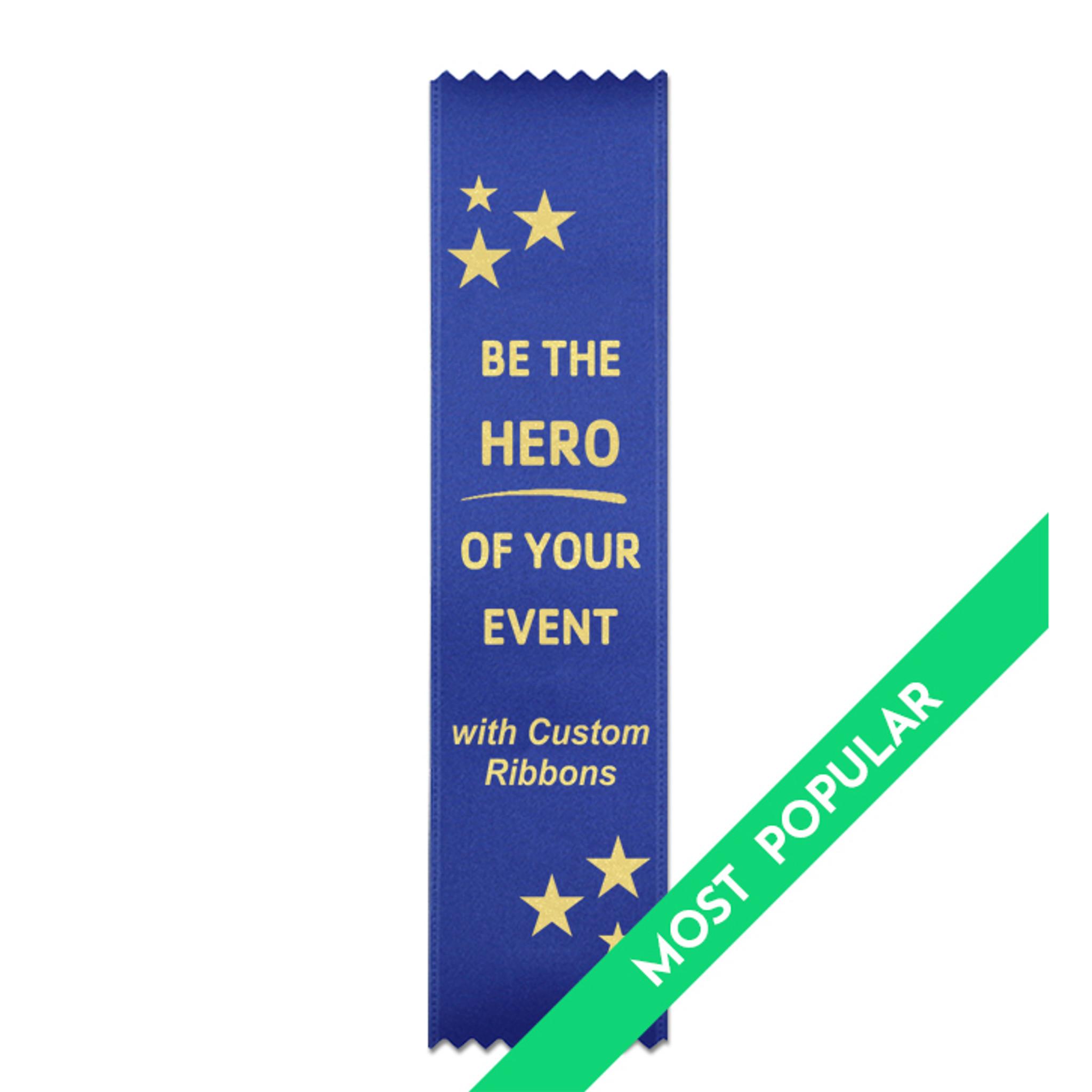 Custom Bookmark Ribbon