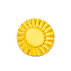 Blank Rosette Button
