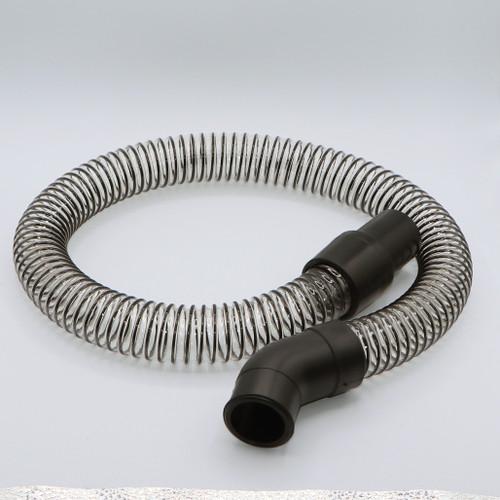Vacuum Hose, Floor Scrubber, 40-inch x 1.5-inch Diameter