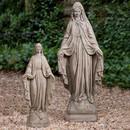 Small Madonna Garden Statue