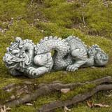 Dragon Garden Statue, Small