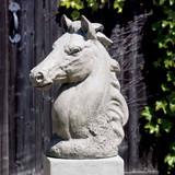 Champion Garden Statue